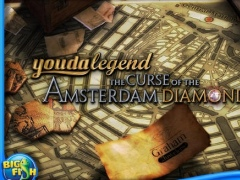 Youda Legend: The Curse of the Amsterdam Diamond HD 1.0.0 Screenshot