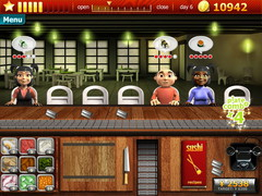 Youda Sushi Chef 1.3 Screenshot