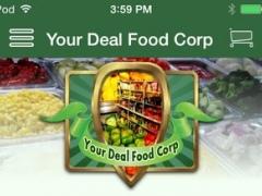 Your Deal Food Corp 3.3.4 Screenshot