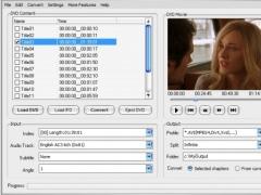 Your Free DVD Ripper 4.6 Screenshot