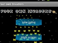 Your own Invaders 1.203 Screenshot