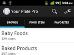 Your Plate Pro 1.7 Screenshot