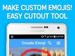 YourMoji - Custom Emoji Editor 1.3.4 Screenshot