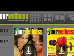 YourWellness Magazine App 1.0.1 Screenshot