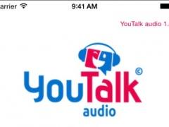 YouTalk Audio 1.12 Screenshot