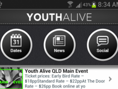 Youth Alive Queensland 1.1.4 Screenshot