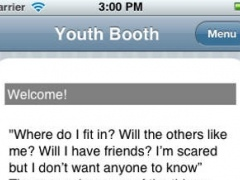 Youth Booth Guide 1.1 Screenshot