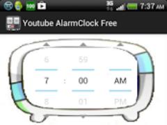 Youtube alarm clock free 3.91 Screenshot