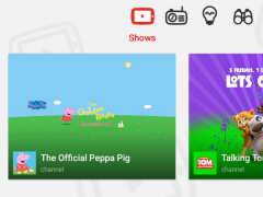 Review Screenshot - YouTube for Kids – Providing a Safe YouTube Experience to the Kids