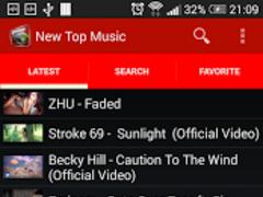 Youtube New Top Music 1.1.4 Screenshot