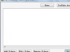 Youtube Videos Uploader 1.0 Screenshot