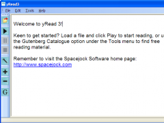 yRead3 3.2.0.1 Screenshot