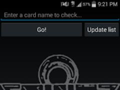 YuGiOh Price Check 1.4.2 Screenshot