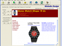 YukonSoft E-Business Solutions (Y.E.S.!) 7.00.0003 Screenshot