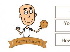 Yummy Biscuits 1.0 Screenshot