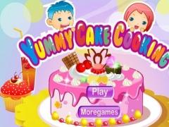 Yummy Cake Cooking Games 1.0.3 Screenshot