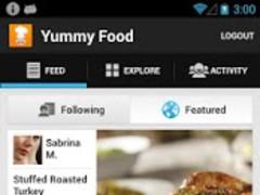 Yummy Food 2.0 Screenshot