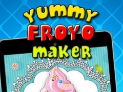 Yummy Froyo Maker - Cooking Games for Kids 1.1 Screenshot