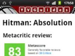 YVGuide: Hitman Absolution 1.2 Screenshot