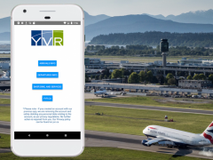 YVR Airport  Screenshot