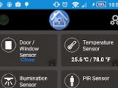 Z-wave Home Mate (Phone) 0.67 Screenshot