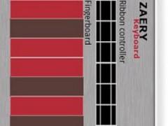 Zaery synth keyboard beta 5 Screenshot