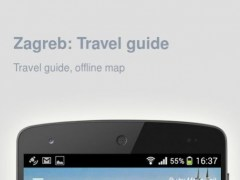Zagreb: Offline travel guide 1.12 Screenshot