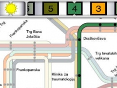 Zagreb tramvaj 1.0 Screenshot