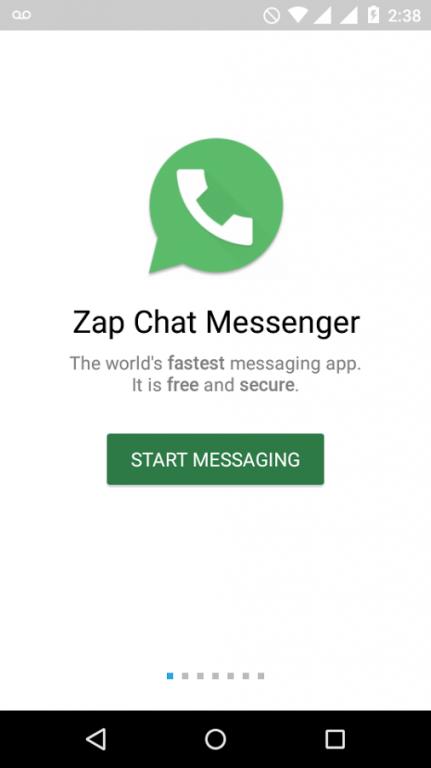 zap messenger gratuit