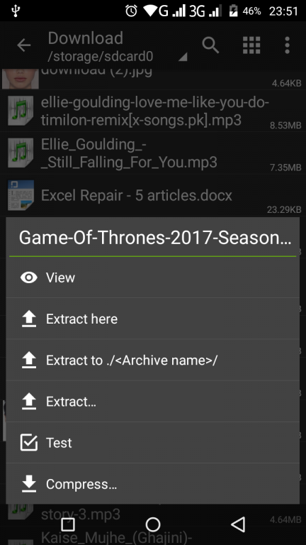 ZArchiver Free Download