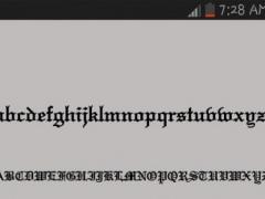 Zawgyi Fonts Style 0.4 Screenshot