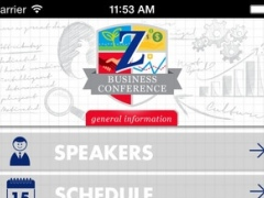 Zaxby's 2014 Business Conference 1.1 Screenshot