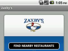 Zaxby's 1.3 Screenshot