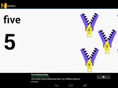 Zaz Kidz Numbers 4.6 Screenshot