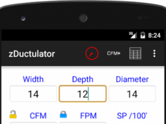 zDuctulator 1.0 Screenshot