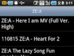ZE:A as Children of Empire 1.0 Screenshot