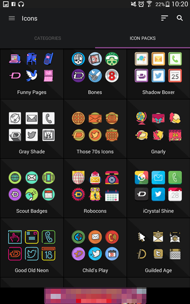 Zedge Icons What Really Gained My Admiration Though Is The Section Now In Beta Come Theme Packs And Dont Need To Be Downloaded Full