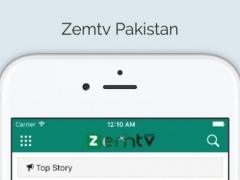 ZemTV Pakistan 0.0.5 Screenshot