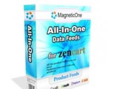 Zen Cart All-in-One Product Feeds 13.1.16 Screenshot