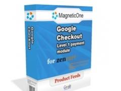 Zen Cart Google Checkout Level 1 3.0 Screenshot