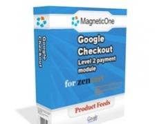 Zen Cart Google Checkout Level 2 payment module 3.0 Screenshot