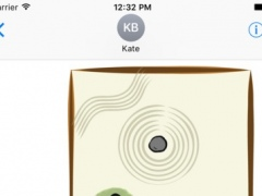 Zen Garden sticker maker - stickers for iMessage 1.0 Screenshot