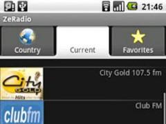 ZeRadio - Internet Radio 1.2.11 Screenshot