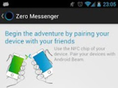 Zero Messenger 1.2.1 Screenshot