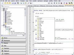 Zeus IDE 3.98i Screenshot