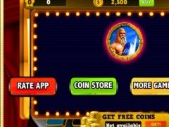 Zeus Slot Machine-Slots Casino Game Free 3.1 Screenshot