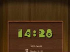 Zh-Snail GO Locker Theme 1 Screenshot