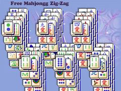 Zig Zag Free Mahjongg 1.0 Screenshot