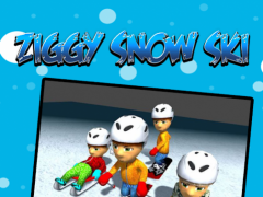 ZigZag Snow Ski 1.0 Screenshot