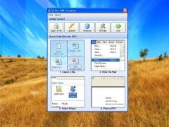 Zilla PDF Creator 1.0 Screenshot